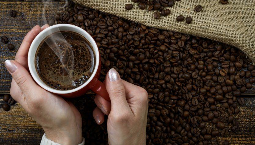 kopi bagi wanita